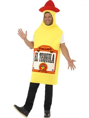 Human Tequila Costume