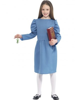 Tudor Medieval Princess Girl Costume, Blue - image 27144_0-300x400 on https://www.abracadabrafancydress.com.au