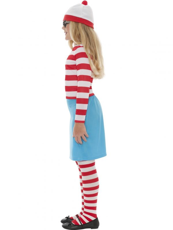 Where's Wally Child Girl Costume - image 38793_1-600x800 on https://www.abracadabrafancydress.com.au