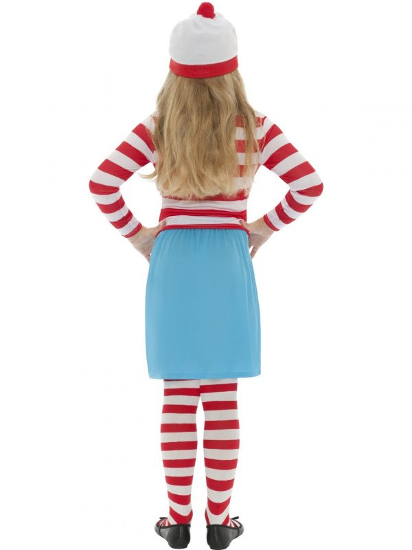 Where's Wally Child Girl Costume - image 38793_2-600x800 on https://www.abracadabrafancydress.com.au