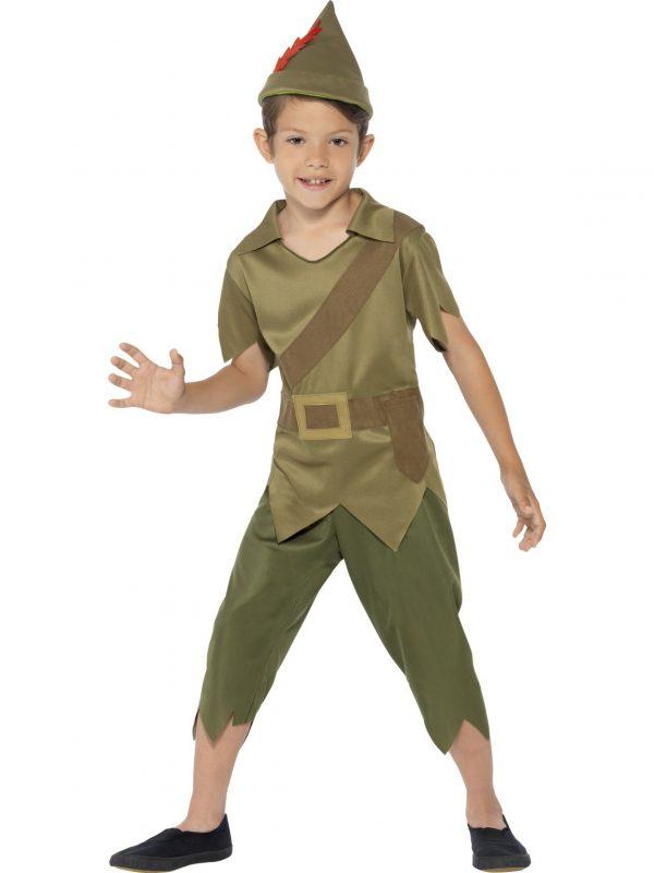 Peter Pan Kids Front View