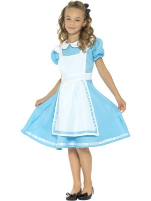 Alice Children's Costume - image 45962_f-300x400 on https://www.abracadabrafancydress.com.au