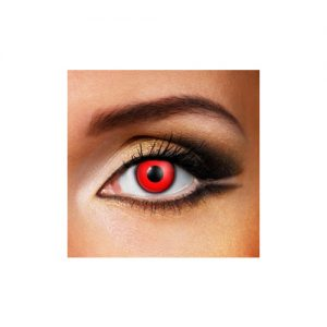 Blood Red 1 Day Contact Lens