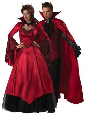 Devils Costume