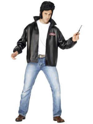 Men's Mexican Poncho - image grease-t-birds-jacket_2000x-300x400 on https://www.abracadabrafancydress.com.au