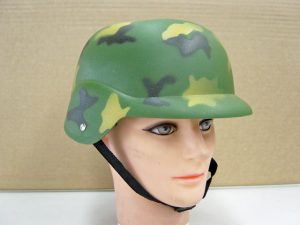 Army Camouflage Helmet Hat