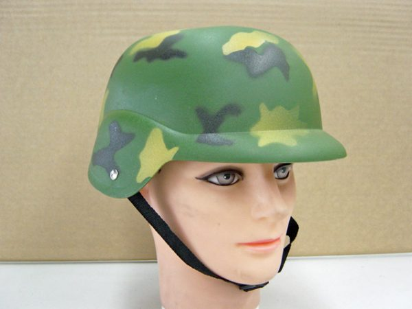 Army Camouflage Helmet Hat
