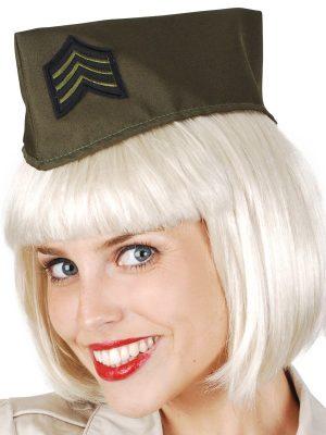 Army Hat Khaki