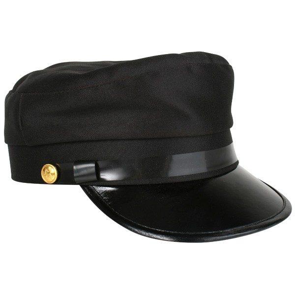 Fisherman's Cap Black