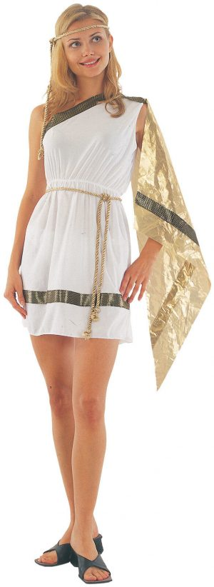 Greek toga dress