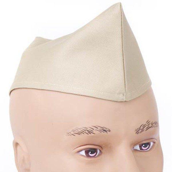 Navy Cap Beige