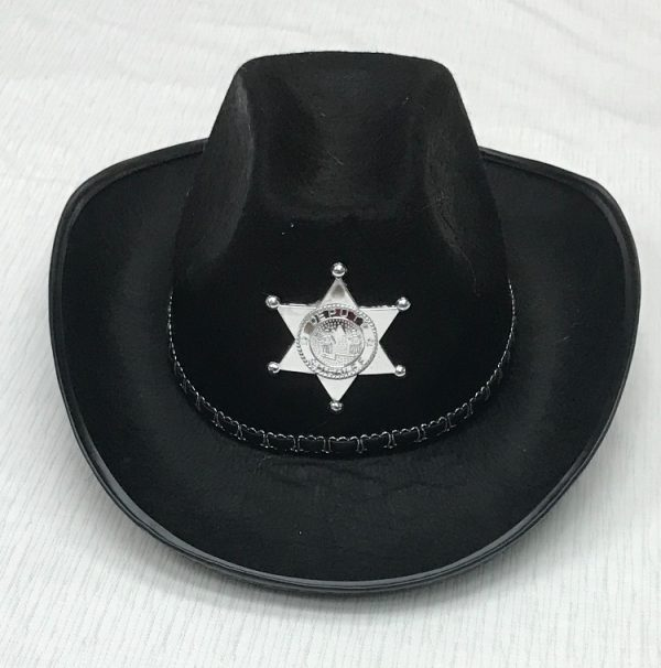 Sheriff Black Hat