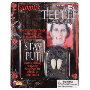 Vampire Teeth Fangs