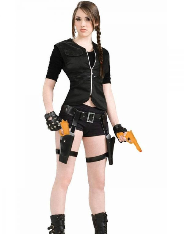 Lara Croft Gun set