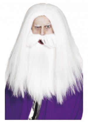 Magician wig