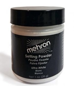 setting powder white