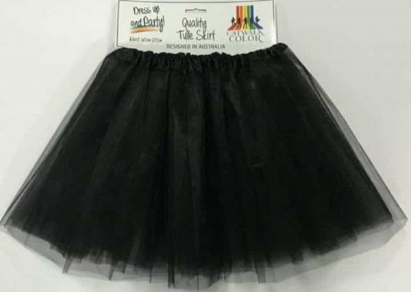 Tutu black 1