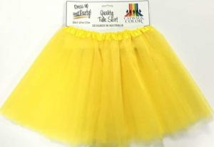 Tutu Yellow