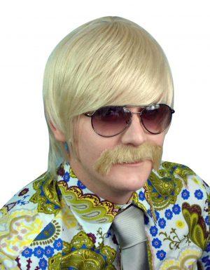 Wig Mod Blonde