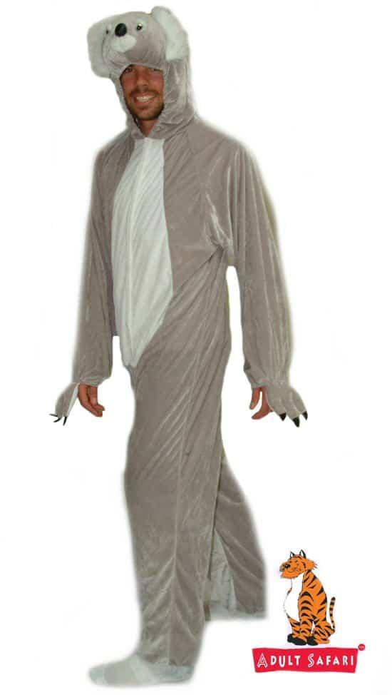 Adult Safari Costume - Koala
