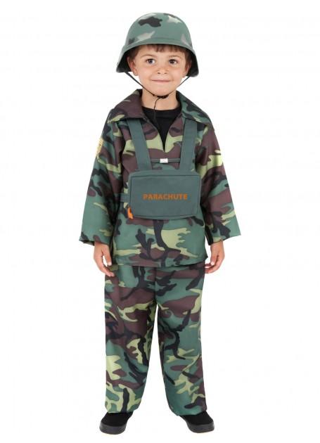Army Boy Costume