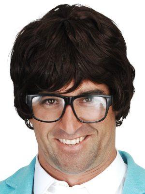Austin Powers Shagadelic Wig