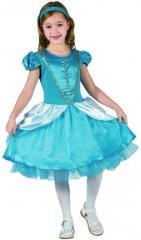 Cinderella Blue Princess Costume