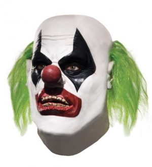 Clown Mask Scary Henchman