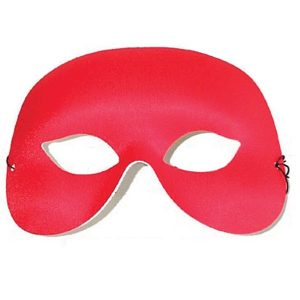 Cocktail Red Eye Mask