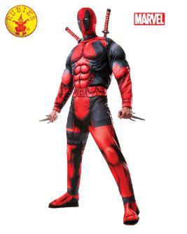 Deadpool Deluxe Adult Costume