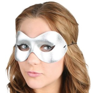 Fashion Silver Eye Mask