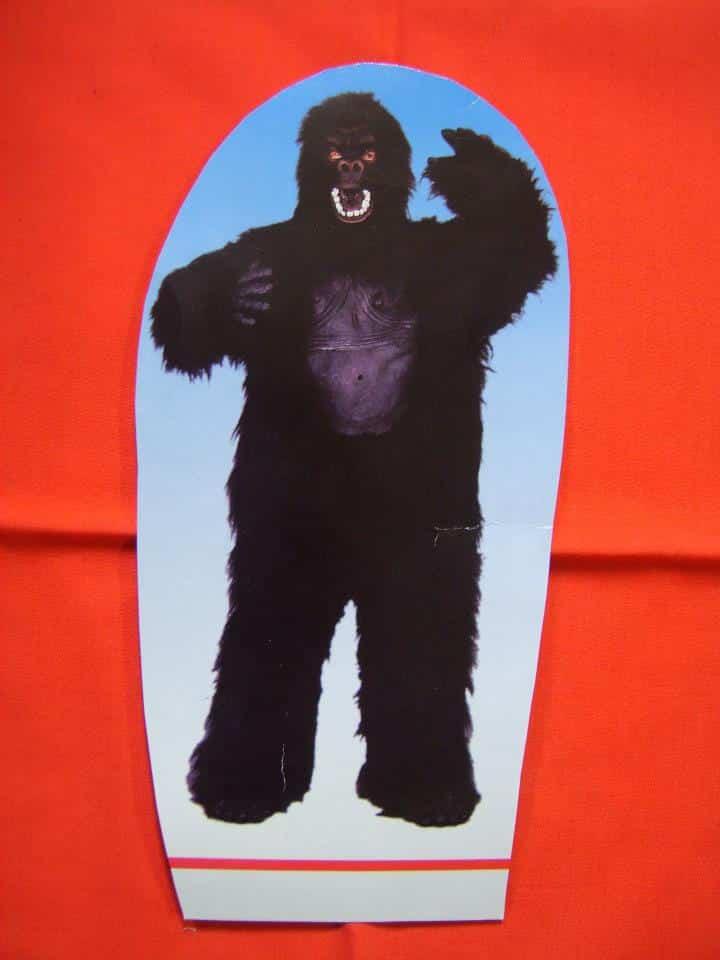 Gorilla costume shop australia