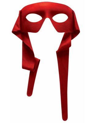 Hero Red Eye Mask