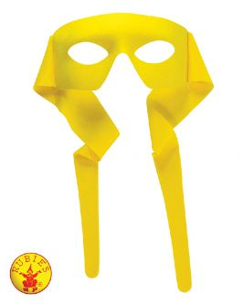 Hero Yellow Eye Mask