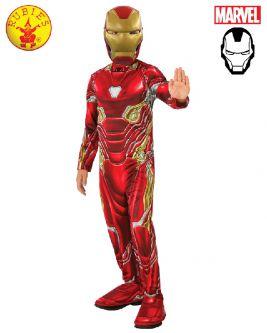 Iron Man Classic Infinity War Child Costume
