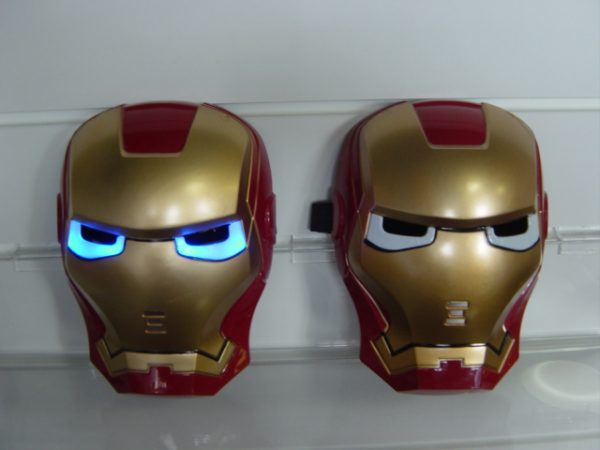 Iron Man Light Up Mask
