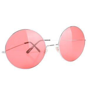 Lennon Glasses Large Pink