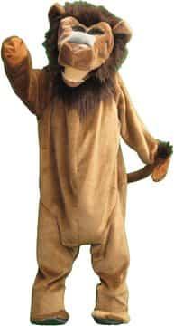 Lion costume hire near me