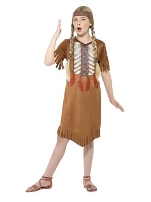 Native American Indian Girl Costume