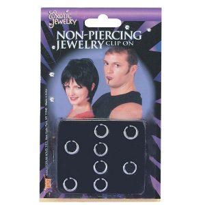 Non Piercing Earrings Jewelry Kit