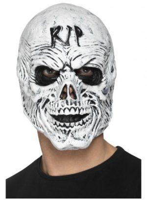 R.I.P Grim Reaper Mask, Foam Latex