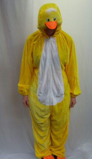 Duckling Adult Costume