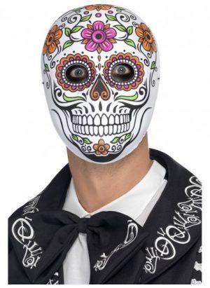 Senor Bones Day of the Dead Mask