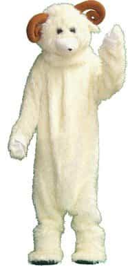 Sheep Full Body Costume