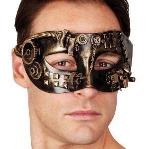 Sinclair Steampunk Eye Mask