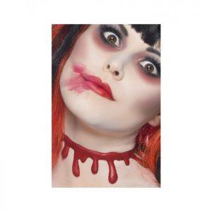 Slashed Up, Blood Drip Choker