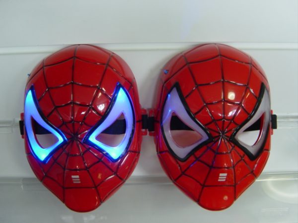 Spider Man Light Up Mask