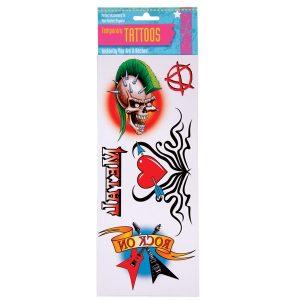 Tattoo 80's