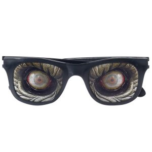 Zombie Glasses with Creepy Eyes