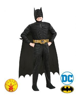 Batman Dark Knight Deluxe Costume Child